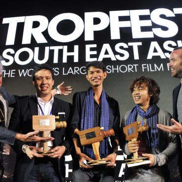 Brief caption: World largest shortfilm festival Tropfest South East Asia at Esplanade, Penang on Feb 1, 2015. Star pic by: Gary Chen/The Star/Feb 1, 2015.